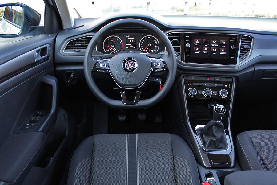 volkswagen t roc 1 0 tsi 115 ps autogreeknews. Black Bedroom Furniture Sets. Home Design Ideas