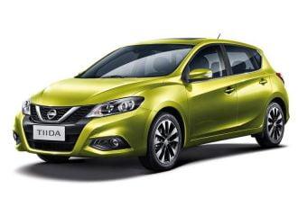 Ανανεωμένο Nissan Tiida στην Έκθεση του Πεκίνο