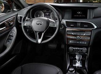 Το εσωτερικό του νέου Infiniti Q30 έχει χειριστήρια Mercedes!