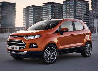 Η ευρωπαϊκή έκδοση του Ford EcoSport