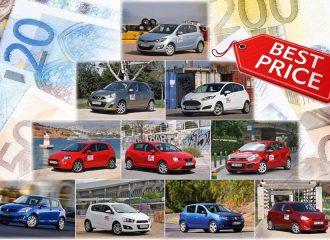 Μικρά αυτοκίνητα με τη χαμηλότερη τιμή