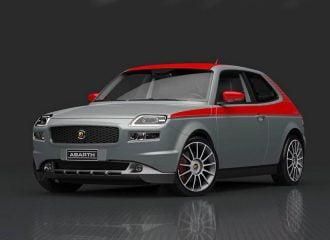 Αναγεννημένο Fiat 127 Concept