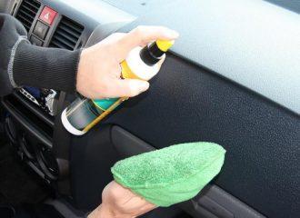 Καθαρισμός εσωτερικού αυτοκινήτου