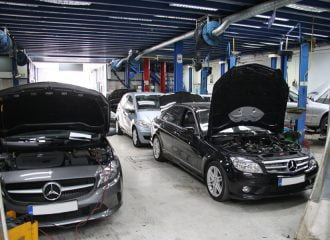 Εγγυημένο service Mercedes στην EKKA Service