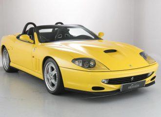 Του κουτιού σπάνιες Ferrari 550 Barchetta και 575 Superamerica!