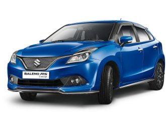 Suzuki Baleno RS Concept με πιο σπορτίφ χαρακτηριστικά