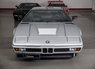 BMW M1 του 1981 με 17.500 χλμ. πωλείται 965.000 δολάρια!