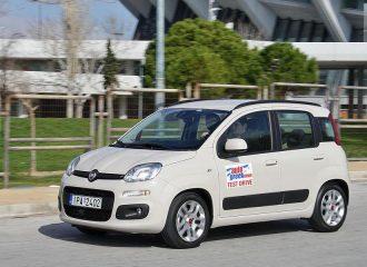Δοκιμή Fiat Panda ντίζελ 1.3 Multijet 75 hp