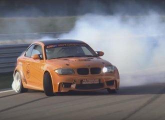 BMW 1M Coupe με ήχο σκέτη ανατριχίλα (+video)