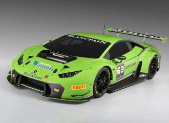 Νέο αγωνιστικό «υπερόπλο» Lamborghini Huracan GT3