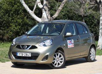 Nissan Micra 1.2 80 PS από 10.790 ευρώ