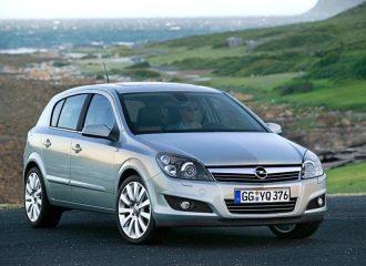 Μεταχειρισμένο Opel Astra 1.6 Turbo 180 PS