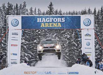 WRC: Πρώτος ο Ogier στο Ράλι Σουηδίας
