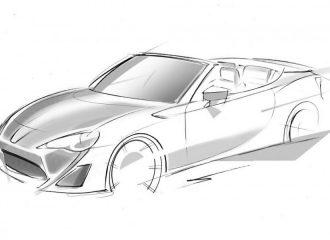 Νέο Toyota FT-86 Open concept στη Γενεύη