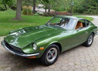 Τι θα λέγατε για ένα Datsun 240Z του 1973 με 12.300 ευρώ;