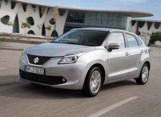 Ξεκινά το λανσάρισμα του νέου Suzuki Baleno στην Ευρώπη