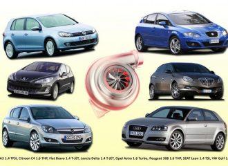 Μικρομεσαία turbo έως 1.600 κ.εκ. του 2008-2009