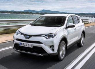 Νέο Toyota RAV4 Hybrid και με ισχυρότερο ντίζελ κινητήρα