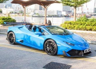 Lamborghini Huracan Spyder με ισχύ 1.088 ίππων! (+video)