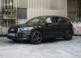 Ακόμη πιο δυνατό το κορυφαίο Audi SQ5