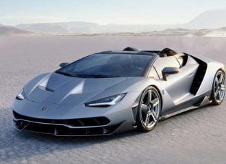 Νέα Lamborghini Centenario Roadster με 0-100 σε 2,9 δευτερόλεπτα!