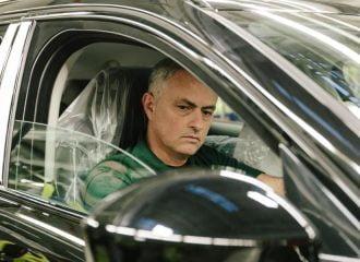 Αυτό είναι το νέο αυτοκίνητο του José Mourinho (+video)