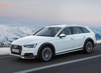 Τετρακίνηση Audi quattro με τεχνολογία ultra