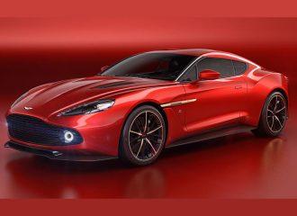 Εκπληκτική Aston Martin Vanqish Zagato με 600 ίππους