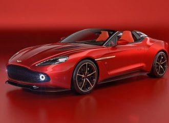Νέες Aston Martin Vanquish Zagato Speedster και Shooting Brake για πολύ λίγους