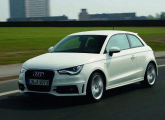 Δοκιμή Audi A1 1.2 TFSI 86 PS 3d