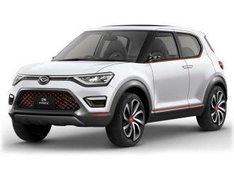 Νέο μικρό SUV Daihatsu δείχνει το επόμενο Terios