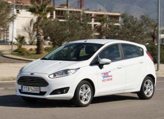 Ford Fiesta 1.0 GDi 80 PS από 11.764 ευρώ