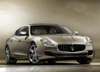 Πλήρη στοιχεία για τη νέα Maserati Quattroporte