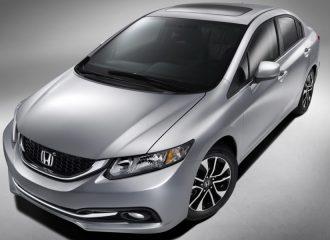 Ανανέωση για το Honda Civic 4d