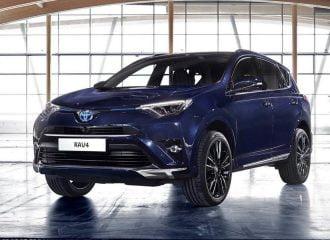 Toyota RAV4 Hybrid Sapphire με έξτρα πολυτέλεια