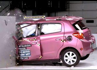 Μόνο 1 στα 11 μικρά αυτοκίνητα πέρασε αμερικάνικα crash tests