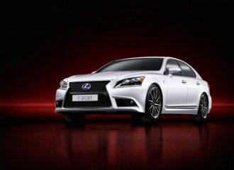 Νέο Lexus LS