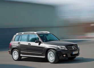 Ανανέωση για τη Mercedes GLK