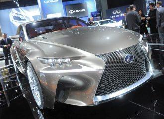 Στην παραγωγή το Lexus LF-CC