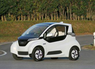 Νέο μίνι ηλεκτρικό Honda