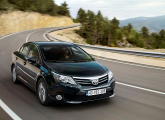 Toyota Avensis 1.6 132 PS