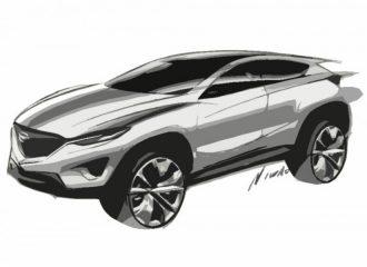 Η Mazda εξελίσσει νέο CX-3