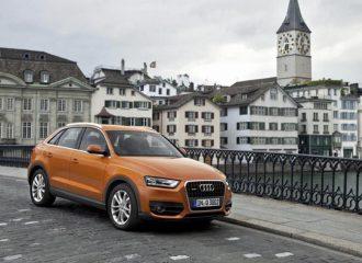 Δοκιμή Audi Q3 2.0 TFSI quattro 170 PS