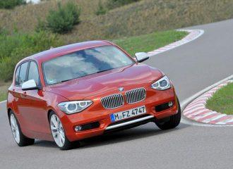 BMW 116d EfficientDynamics 5d