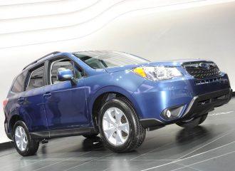 Νέο Subaru Forester