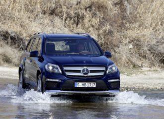 Το νέο κορυφαίο SUV Mercedes GL