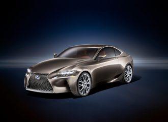 Νέο εντυπωσιακό κουπέ Lexus LF-CC