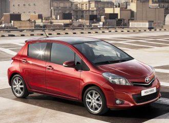 Δοκιμή Toyota Yaris 1.33 5d