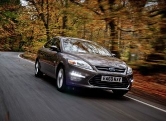 Ford Mondeo 1.6 EcoBoost 160 PS 5d
