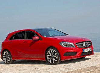 Mercedes A 180 CDI BlueEFFICIENCY